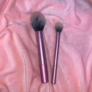 Real techniques brushes duo